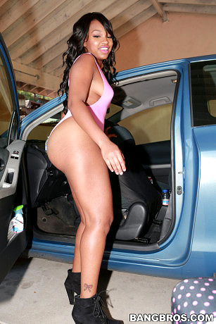 Nikki Ford and her banging phat ass!