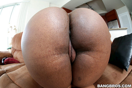 Big Black Ass Fucks White Dick